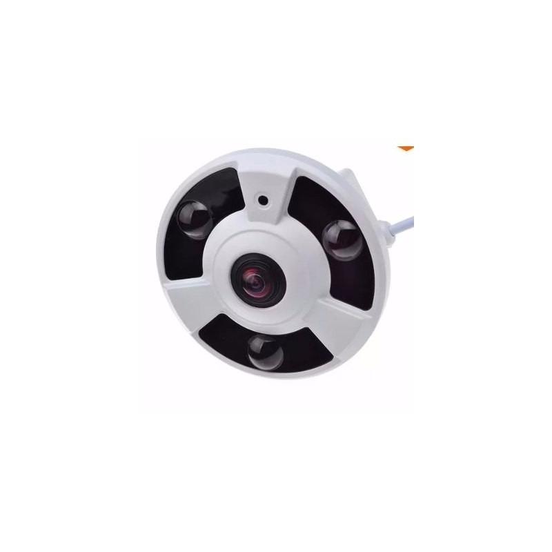 Câmera Jortan Panorâmica AHD Alta Definição (1.3MP | 960p | 360º | Plast)  - CFTV Clube | Brasil