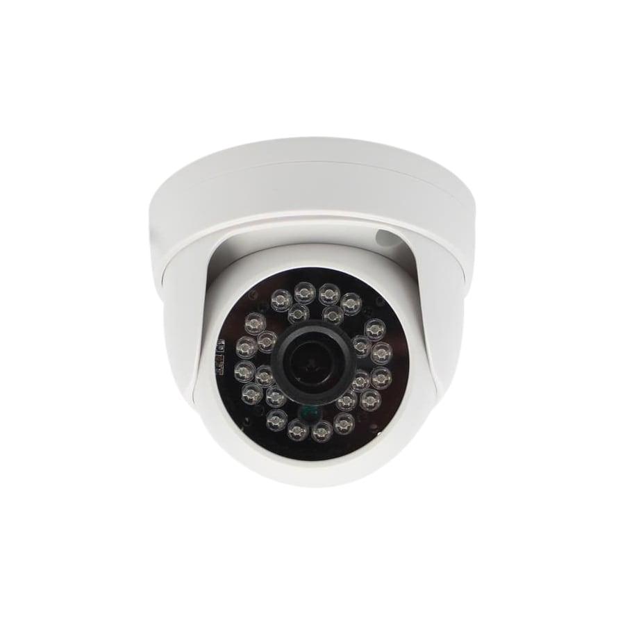 Câmera Tecvoz Dome Flex HD CDM-128P Alta Definição (1.0MP | 720p | 2.8mm | Plast)  - CFTV Clube | Brasil