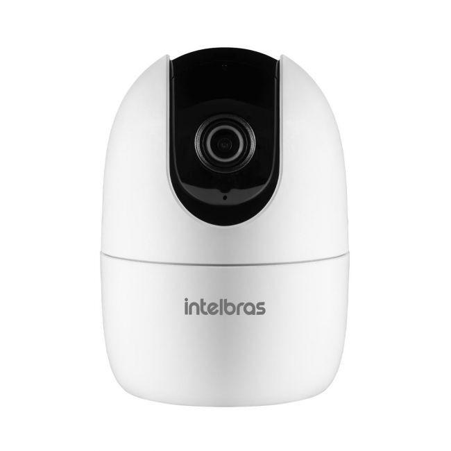 Câmera Wi-fi Intelbras Interna iM4 FullHD 360 (2.0MP | 1080P | Plástico)  - CFTV Clube | Brasil