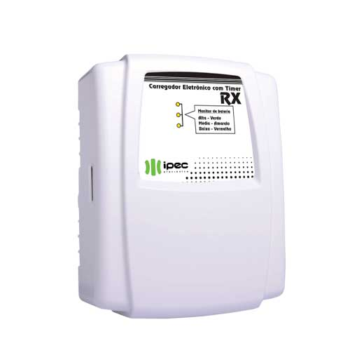 Carregador de Bateria IPEC Com Timer 2a  - CFTV Clube | Brasil