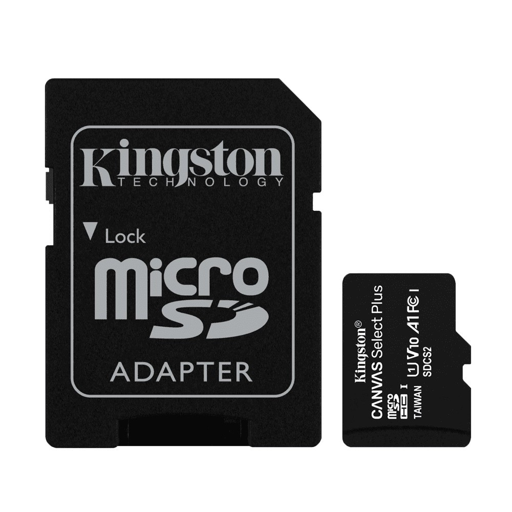 Cartão de Memória Micro SD 32GB  - CFTV Clube | Brasil
