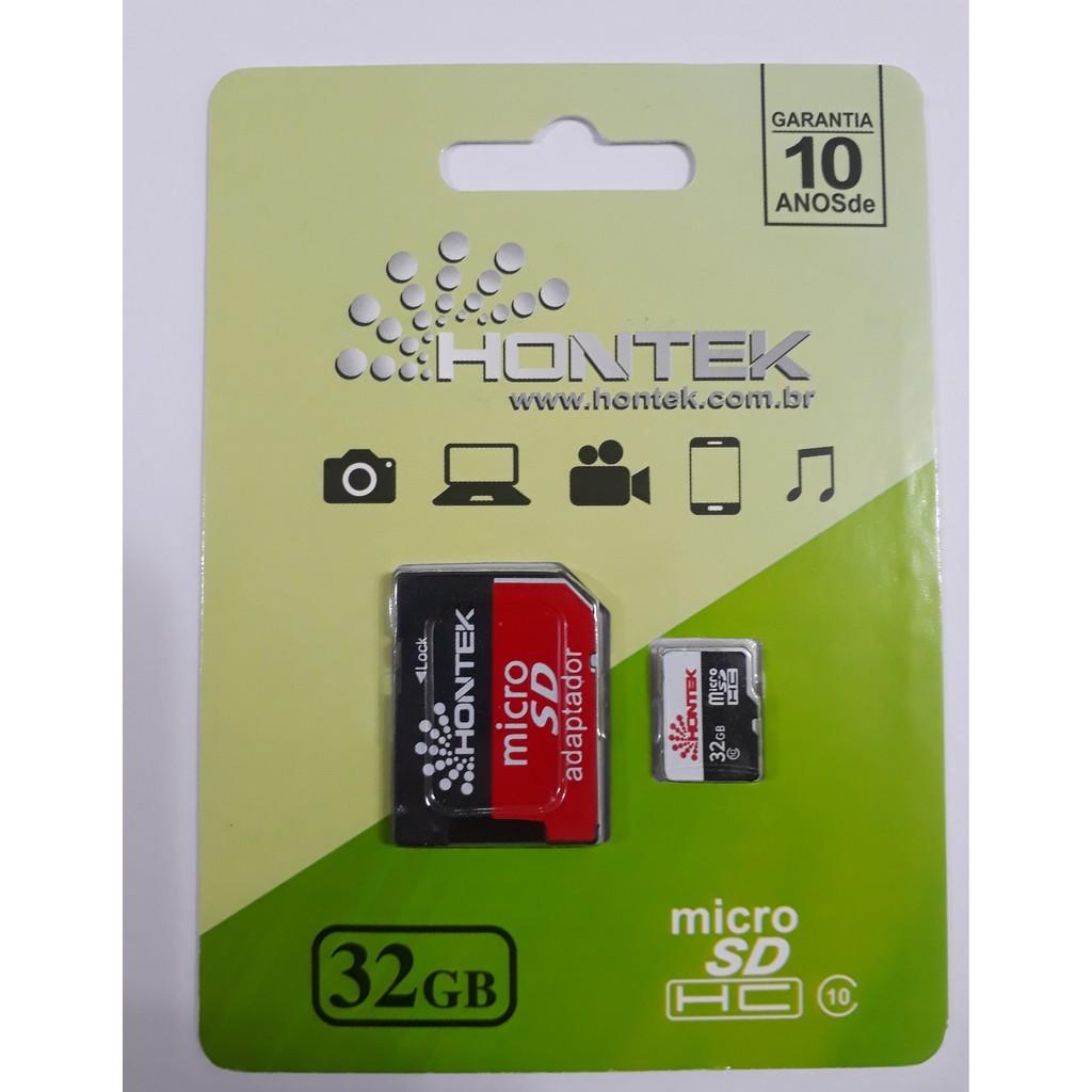 Cartão de Memória Micro SD 64GB  - CFTV Clube | Brasil