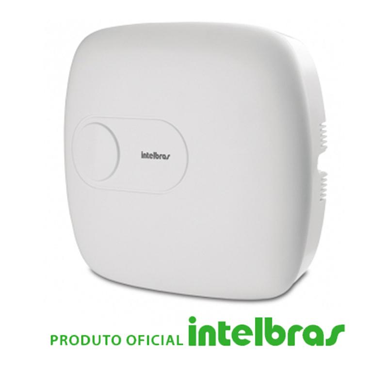 Central de Alarme Intelbras Monitorada AMT 1016 Net  - CFTV Clube | Brasil