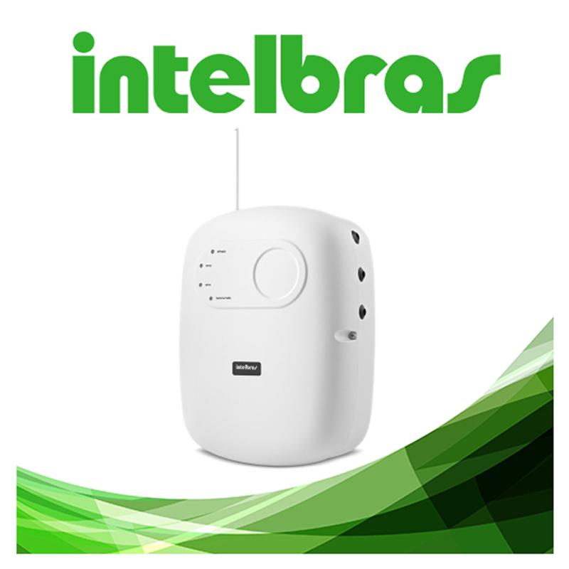 Gerador de Choque para Cerca Elétrica Intelbras - ELC 5001 - até 1.600m linear de fio  - CFTV Clube | Brasil
