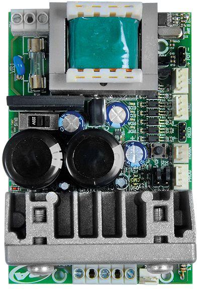 Central Eletrônica PPA Triflex Facility Bivolt 60Hz  - CFTV Clube | Brasil