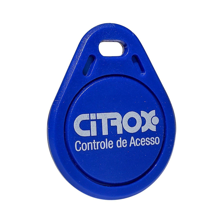 Chaveiro RFID 125KHZ - CX-7402 Citrox  - CFTV Clube | Brasil