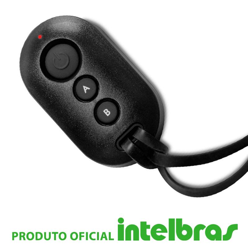 Controle Remoto Intelbras XAC 4000  - CFTV Clube | Brasil