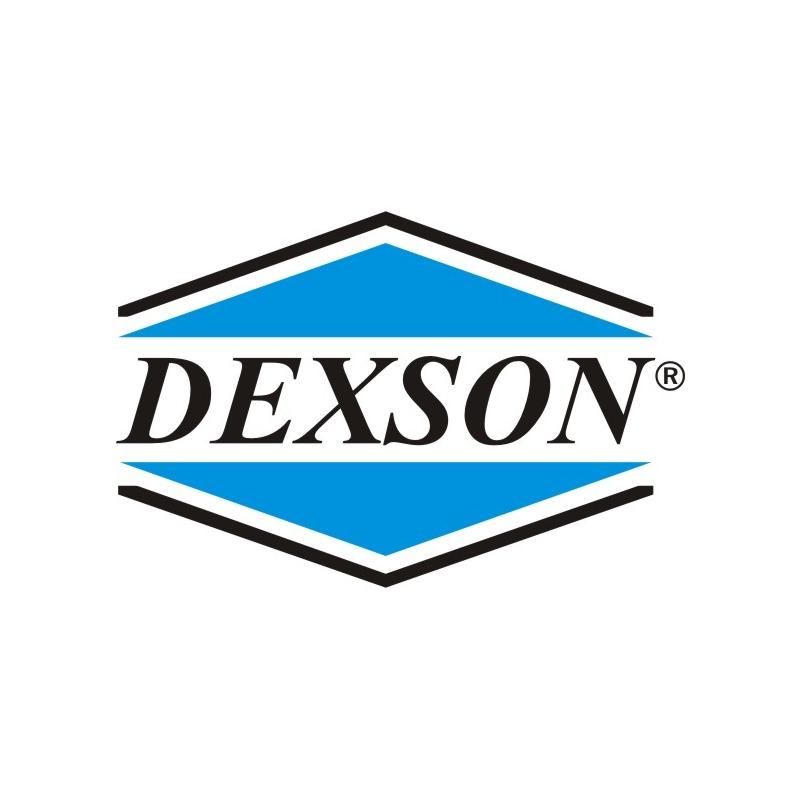 Cotovelo Externo para Canaleta de Chão 60mm x 13mm Dexson  - CFTV Clube | Brasil