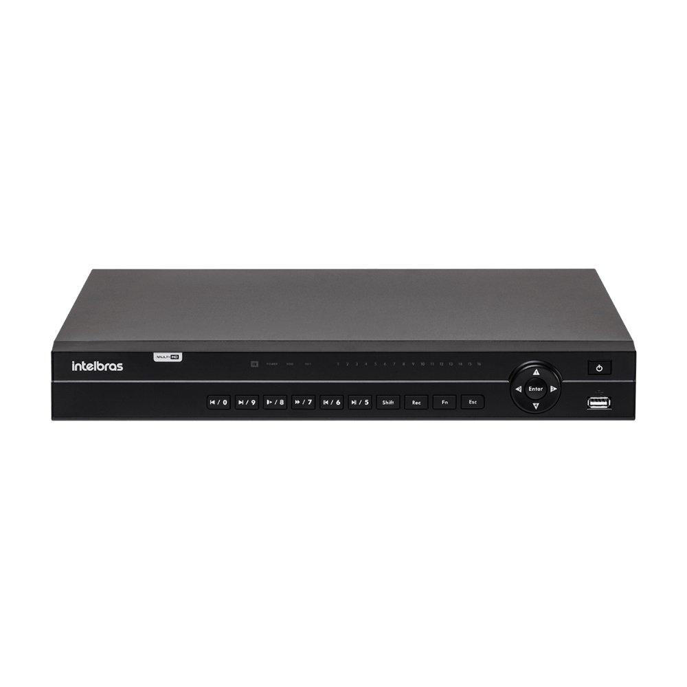 DVR Intelbras MHDX 1132 32 Canais Full HD Multi HD  - CFTV Clube | Brasil