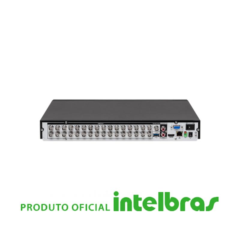 DVR Intelbras 32 Canais Multi HD Alta Resolução MHDX 1032  - CFTV Clube | Brasil