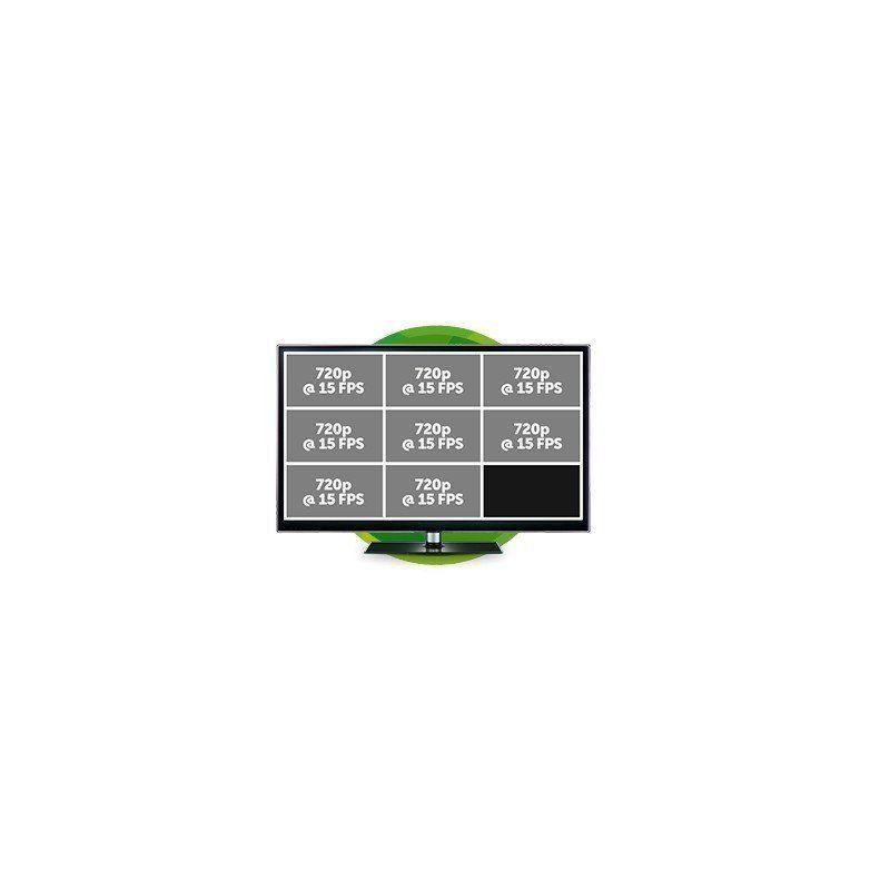 DVR Intelbras MHDX 1108 08 Canais Multi HD Alta Resolução  - CFTV Clube | Brasil