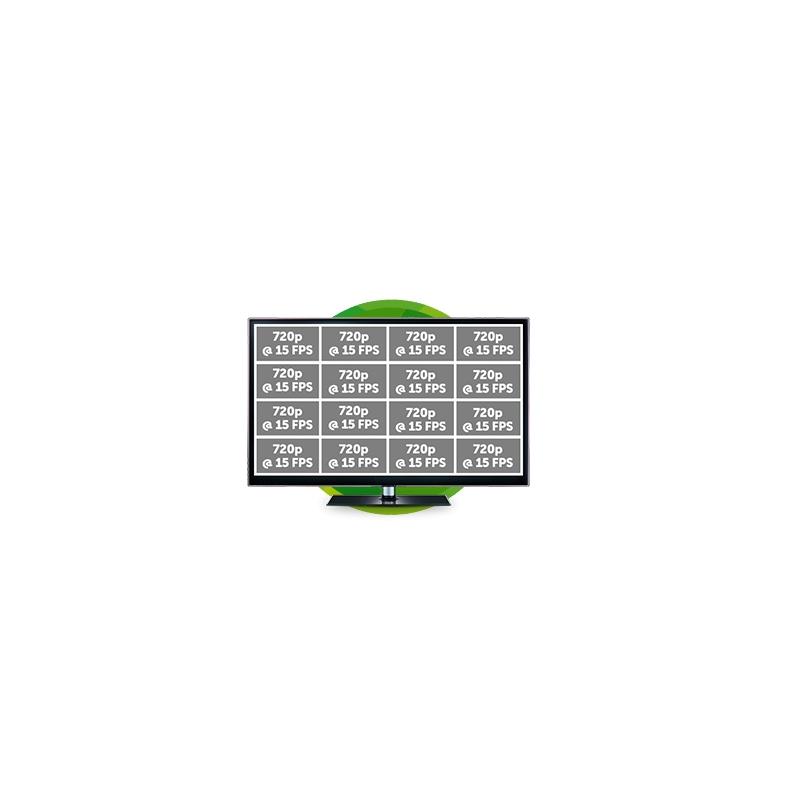 DVR Intelbras 16 Canais Multi HD Alta Resolução MHDX 1116  - CFTV Clube | Brasil