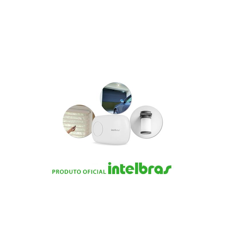 Expansor de Zonas XEZ 4008 Smart - Intelbras  - CFTV Clube | Brasil