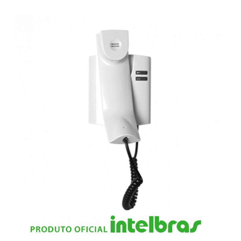 Monofone p/ Porteiro Eletrônico Intelbras - IPR 8000 In  - CFTV Clube | Brasil