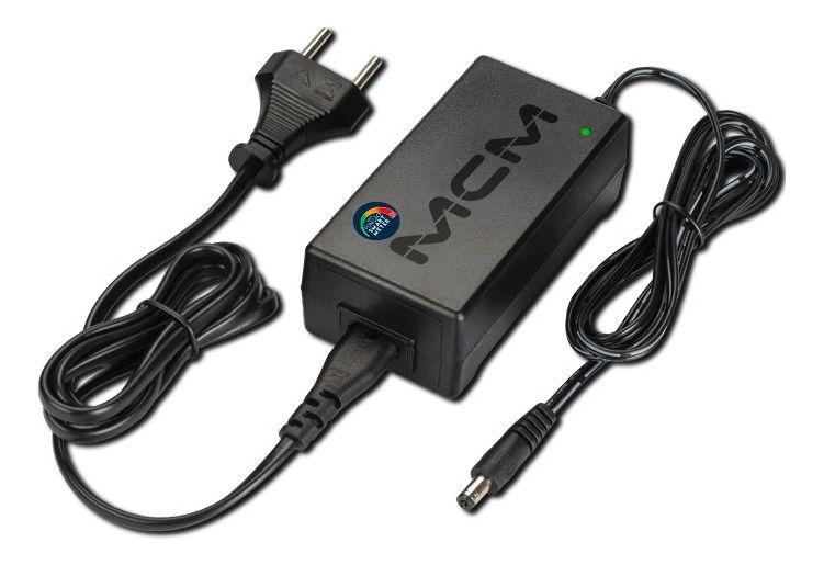Fonte Eletrônica para CFTV MCM 12,8V 3A  - CFTV Clube | Brasil