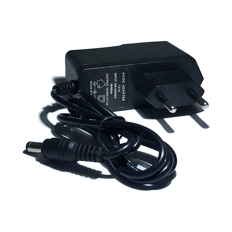 Fonte Eletrônica Tecvoz Estabilizada 12v / 1A - Ideal para CFTV  - CFTV Clube | Brasil
