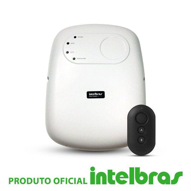 Gerador de Choque para Cerca Elétrica Intelbras - ELC 5003 - até 7.000m linear de fio  - CFTV Clube | Brasil