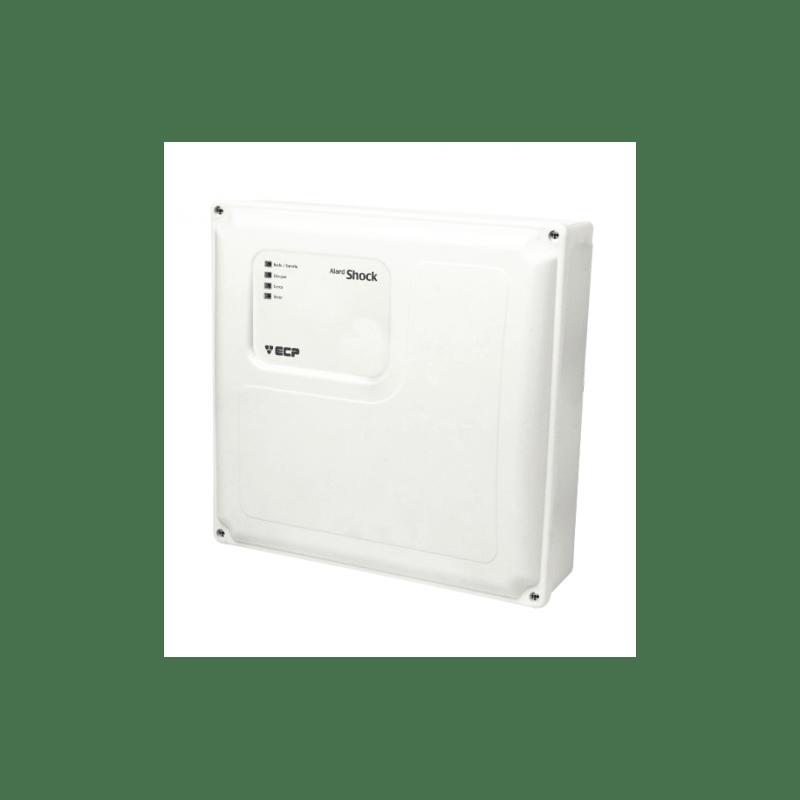 Gerador de Choque para Cerca Elétrica ECP 10.000 Volts - Standard - até 1.600m linear de fio  - CFTV Clube | Brasil