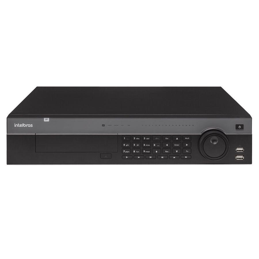 Gravador Digital de Vídeo em Rede Para Até 32 Canais IP Full HD Intelbras NVD 7132  - CFTV Clube | Brasil