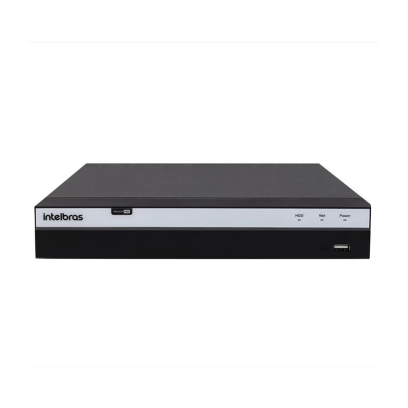 DVR Intelbras 16 Canais Multi HD Full HD MHDX 3116  - CFTV Clube | Brasil