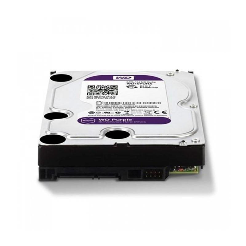 HD Sata Western Digital (WD) Purple 1TB - Sugerido pela Intelbras  - CFTV Clube | Brasil