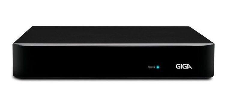 HVR Giga Security GS0192 16 Canais Orion Open HD 5 Megapixels  - CFTV Clube | Brasil