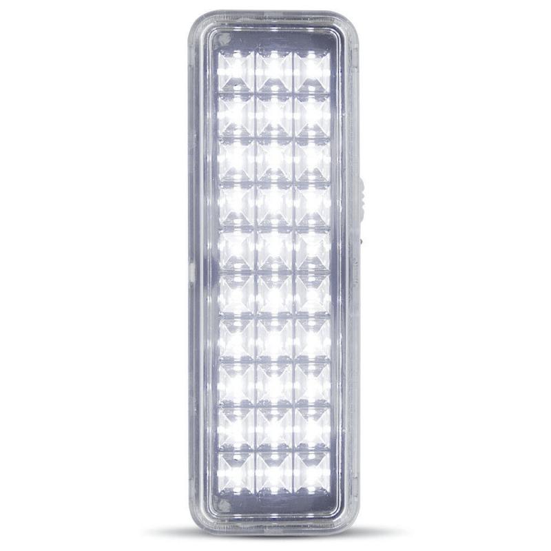 Iluminação de Emergência Segurimax 30 Leds Smd Premium  - CFTV Clube | Brasil