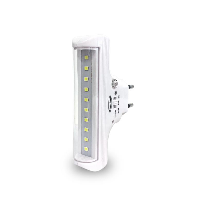 Iluminação de Emergência Segurimax Led 60 Lumens  - CFTV Clube | Brasil
