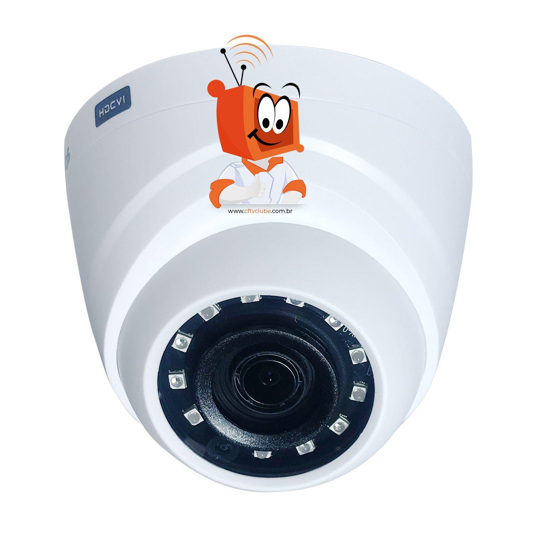 Kit de Câmeras Especial Homologado Intelbras completo Alta definição 16 Canais- 1 Megapixel 720p  - CFTV Clube | Brasil