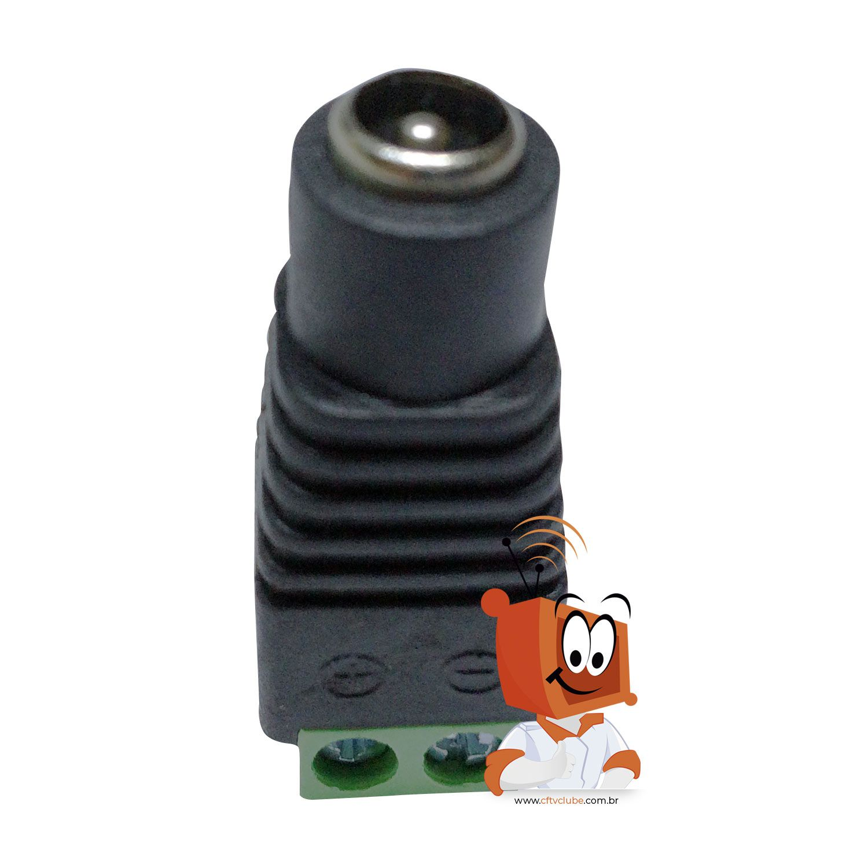 Kit Monitoramento Fácil CFTV com 4 Câmeras HD Completo - Acesso via Celular   - CFTV Clube | Brasil