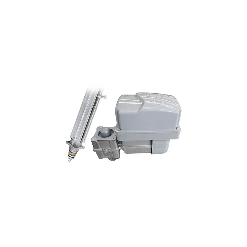 Kit Motor para Portão Basculante Flash 127v 1.5m V3 Aluminio Peccinin  - CFTV Clube | Brasil