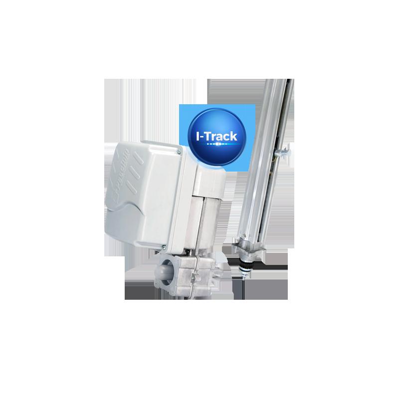 Kit Motor para Portão Basculante Ultra Flash Cp4010 220v 1.50m V3 Peccinin  - CFTV Clube | Brasil