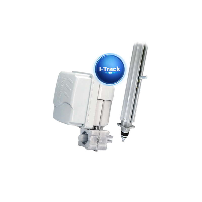 Kit Motor para Portão Basculante Ultra Flash Cp4010 220v 1.50m V3 Peccinin