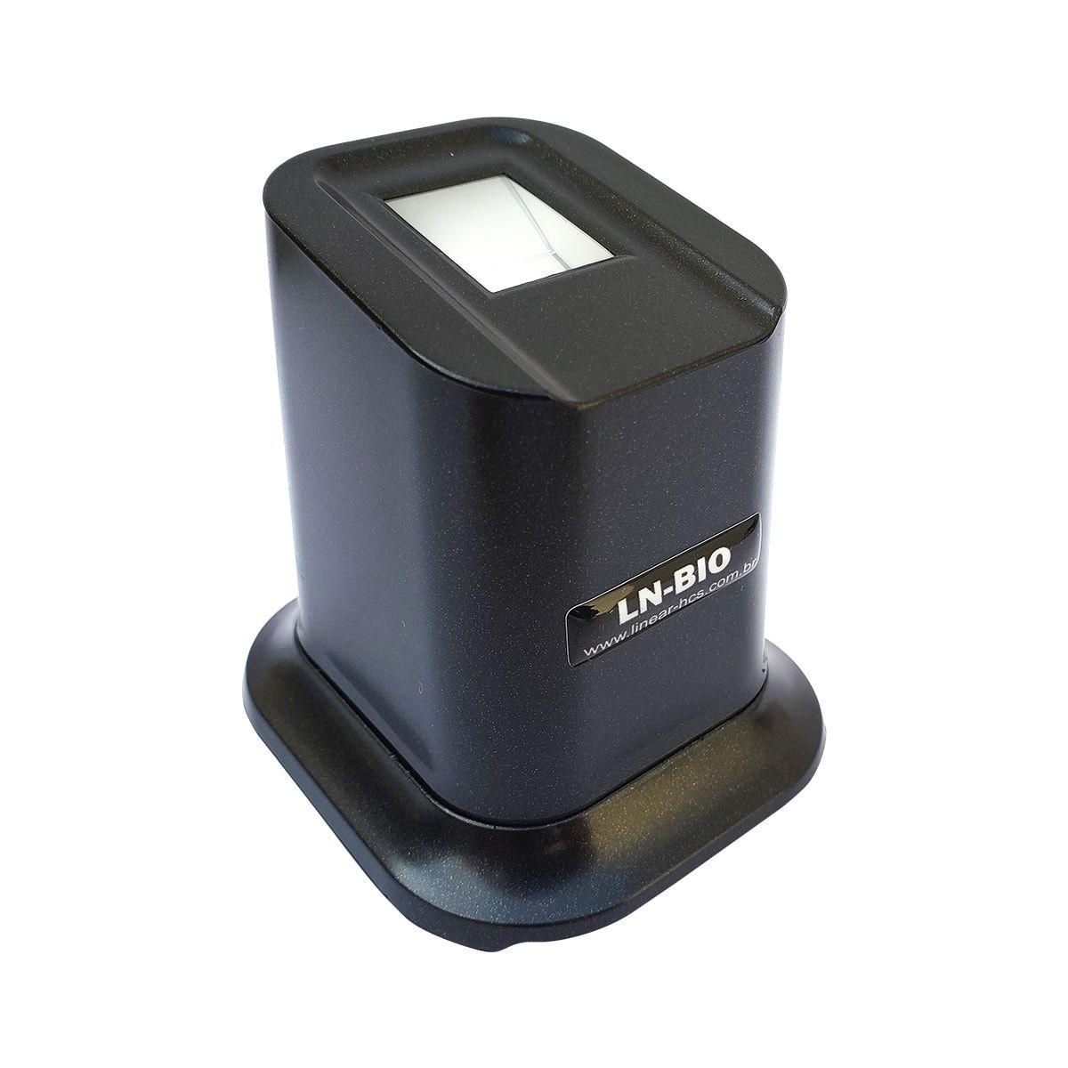 Leitor Biométrico de Impressão Digital Linear-HCS USB Ln-Bio  - CFTV Clube | Brasil