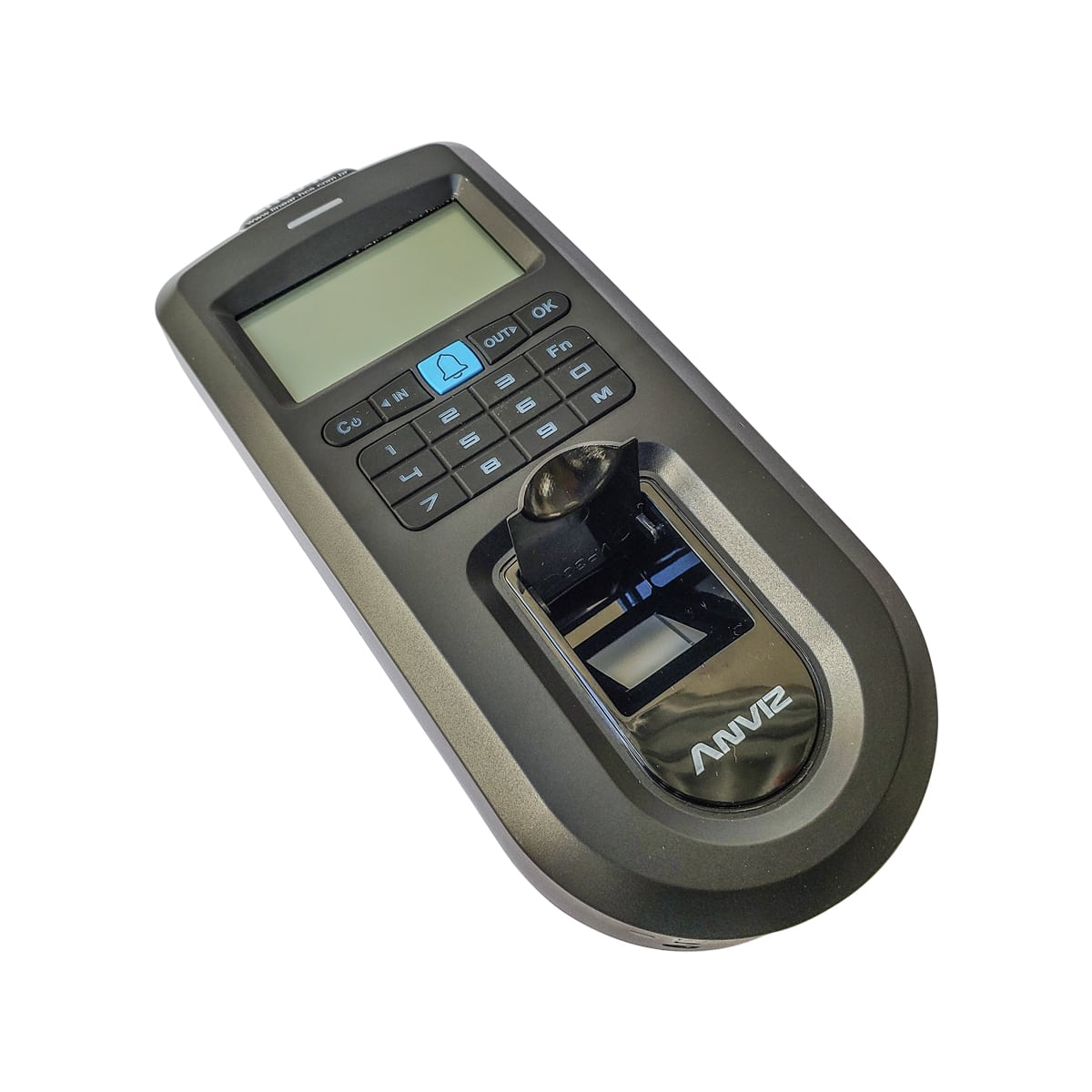 Leitor Biométrico Linear-HCS LN30-ID  - CFTV Clube | Brasil