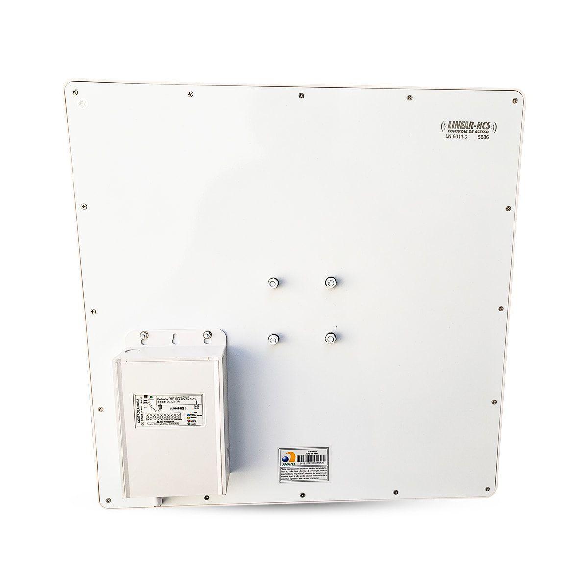 Leitor Linear Antena/Controladora de Sinais UHF 915 MHZ LN-6011C  - CFTV Clube | Brasil