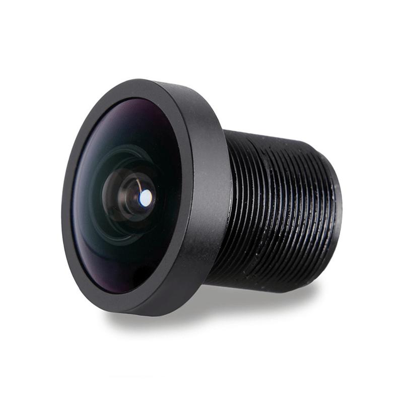 Lente 3,6mm para Câmeras Infra e Mini Câmeras  - CFTV Clube | Brasil