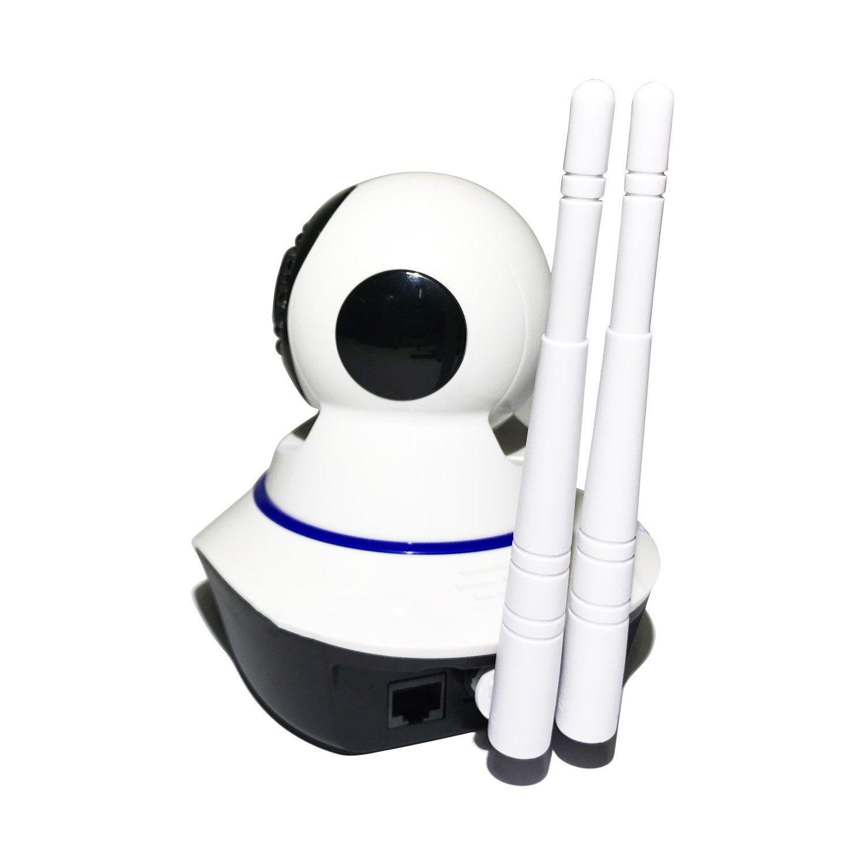 Mês de Aniversário - Câmera Robozinha IP Sem Fio Wireless HD - Alta Definição  - CFTV Clube | Brasil
