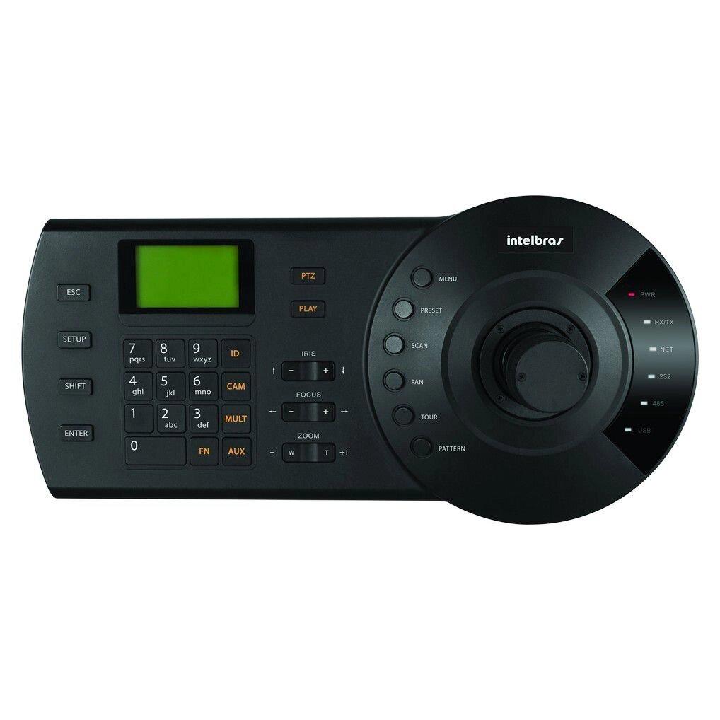 Mesa Controladora Intelbras IP/Analógica VTN 2000  - CFTV Clube   Brasil