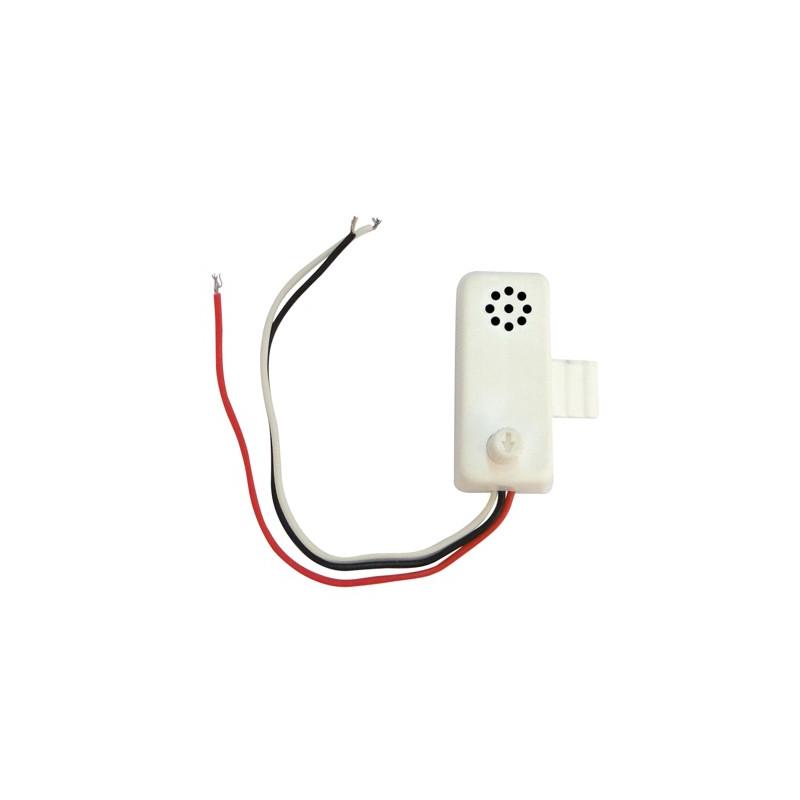 Microfone Security Parts Digital para CFTV  - CFTV Clube | Brasil