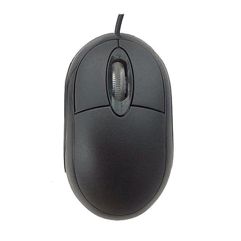 Mouse Ótico 800dpi Usb  - CFTV Clube | Brasil