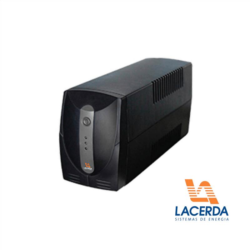 Nobreak Lacerda New Orion Premium 600va  - CFTV Clube | Brasil