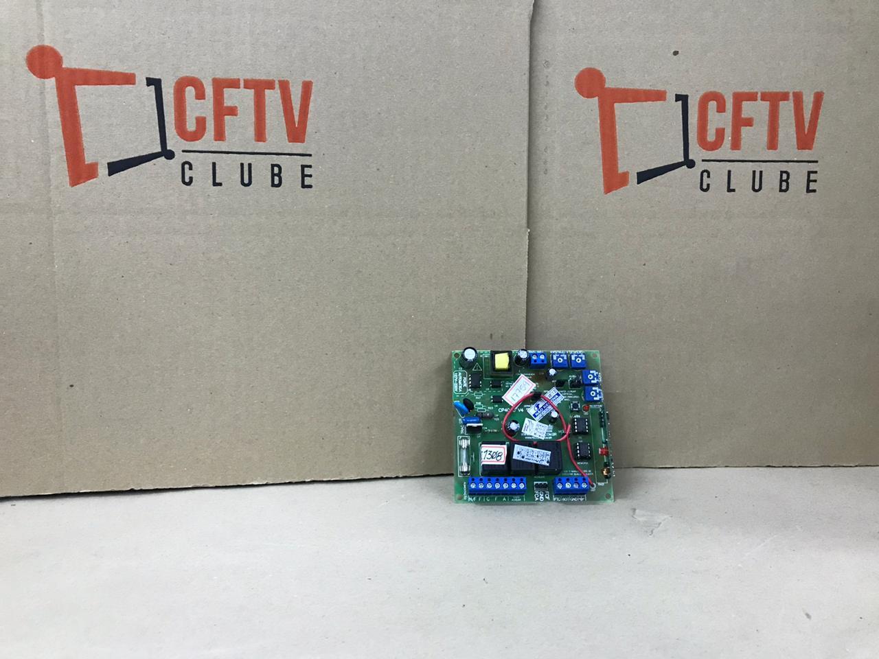 OUT0094 - Placa Central CP 4000 para Motor Peccinin  - CFTV Clube   Brasil