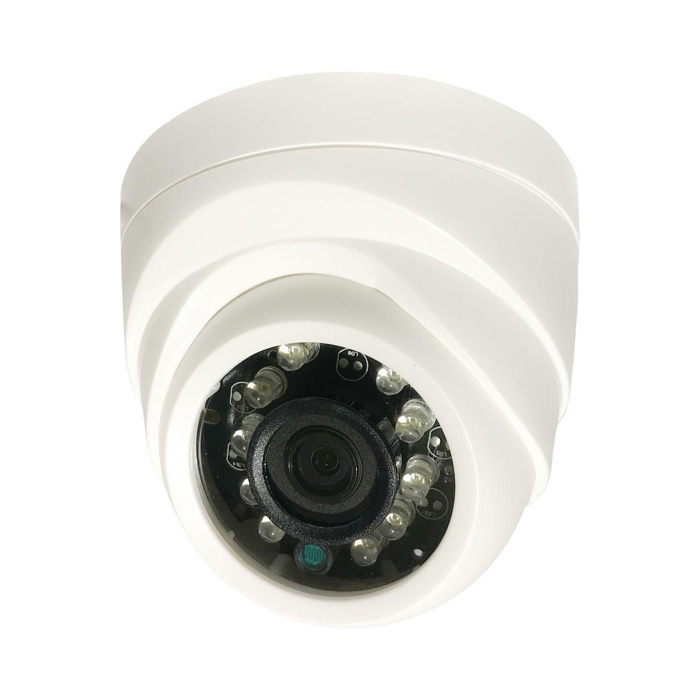 PÁSCOA CFTV CLUBE - Câmera Giga GS0012 Dome Open HD Plus IR 20M UTC DWDR (1.0MP | 720p | 2.6mm | Plast)  - CFTV Clube | Brasil