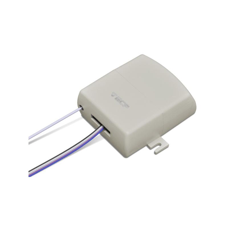 Receptor ECP para Controles e Sensores 433Mhz com 2 Canais  - CFTV Clube | Brasil