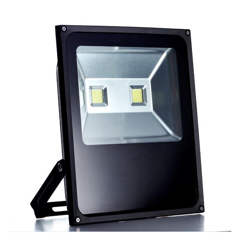 Refletor de LED 100w Externo IP66  - CFTV Clube | Brasil
