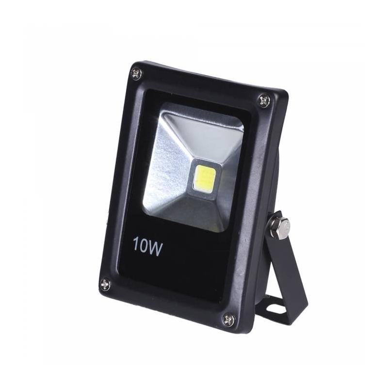 Refletor de LED 10w Externo IP66  - CFTV Clube | Brasil