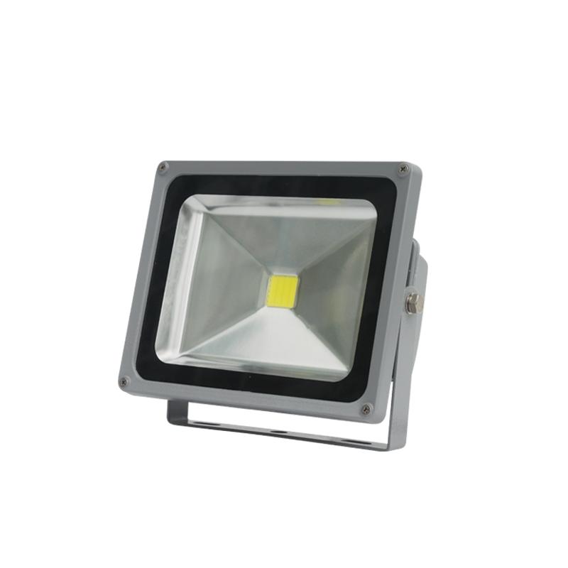 Refletor de LED 50w Externo IP66  - CFTV Clube | Brasil