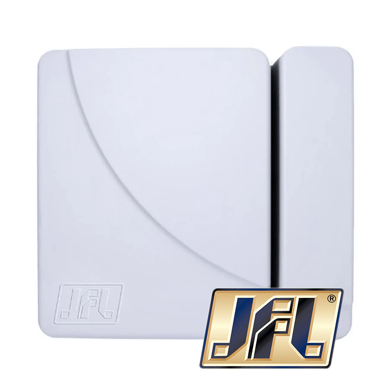 Sensor de Abertura Magnético Sem Fio SHC-FIT - JFL  - CFTV Clube | Brasil