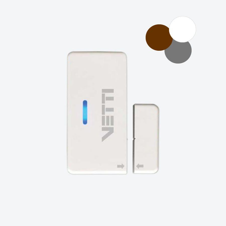 Sensor de Abertura Smart Sem Fio Vetti   - CFTV Clube   Brasil